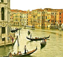 Scene in Venice by Alberta Brown Buller