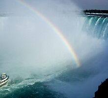 Niagara Challenge by John Carpenter