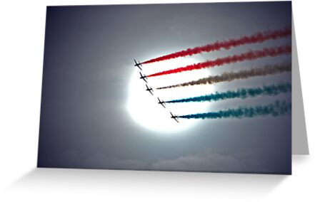 Arrows Into The Sun by Akkra