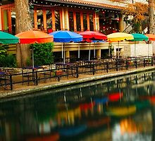 San Antonio Riverwalk by Jay  Goode