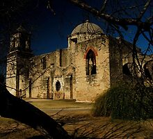 Mission San Jose by Jay  Goode
