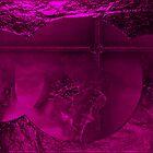 Wall Art Design-  Purple by haya1812