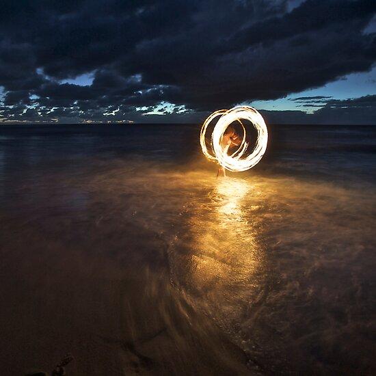 Fire & Water I by Alexander Kesselaar