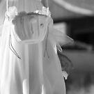 jr bridesmaid...bw by Robyn Bohlen