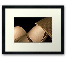 Southern Sails Framed Print