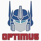 Optimus Prime Logo by Toon-Alchemist