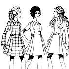 Le - Roy / Weldons Pattern 9223 : Mid 1960's by Lisa Defazio