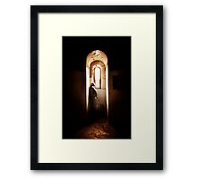 Solitary Confinement Framed Print