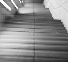 Running Stairs 1/2 by kraftseins