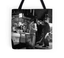 MacDougal Street 1964 Tote Bag