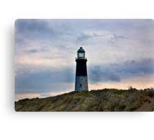 Spurn Head Lighthouse. Canvas Print