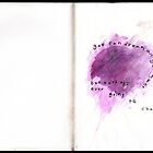 The Sketchbook Project - dream all you want by Dorothea Baker