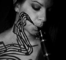 Music in her soul by Stephanie Ann