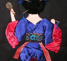 Geisha Asami (麻美) 1976  by patjila