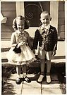 """Barb and Barry Getting Ready to """"Go to Church"""" by BCallahan"""