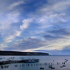 Early morning, Swanage, Dorset by Gavin Sawyer