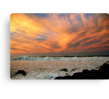 SKYSCAPE ART ! Canvas Print