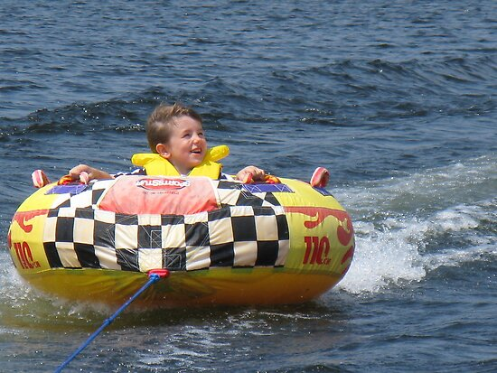 tubing by Leeanne Middleton