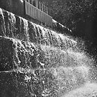 Afternoon Splash! - Fort Worth Water Gardens by ArtCooler