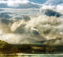 Calm in the Legend of the Lochs by Kenart