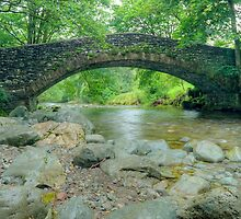 The Bridge In Borrowdale by VoluntaryRanger