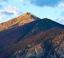 Mountain, Summit County, Colorado by oakleydo