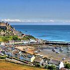 """Views over Gorey Bay, Jersey"" by Bradley Shawn  Rabon"