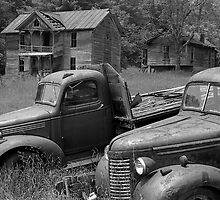 Farm Trucks by pmreed