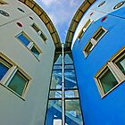 London Book of Windows - University of East London, Docklands by DavidGutierrez