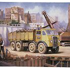 Laings Foden DG  by Mike Jeffries
