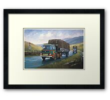 Bedford KHA of James Kemp Framed Print