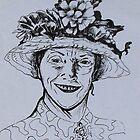 Auntie Rosie by IrisGelbart