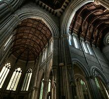 Inside the Sacred Heart I by Sean Farrow