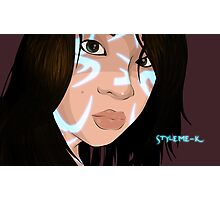 Styleme-K Photographic Print