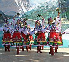Ukrainian Dance Ensembles Canada's Veselka (Veselka Series #1) by Chuck Gardner