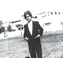 Me at 15  by charanjitsingh chandhok