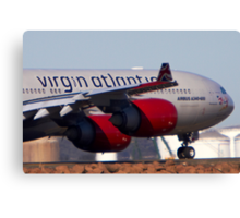 A340-600  Canvas Print