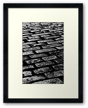Cobbled Together - Covent Garden - London by Bryan Freeman