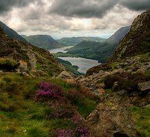 Green Crag  by Stewart Laker