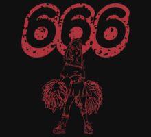 Satan's Cheerleader by Raz Solo