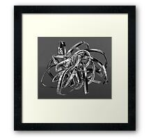 Ribbons and Bows Framed Print