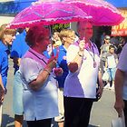 Moe Jazz Festival 2010 ~ Pink Ladies by Margaret Bonnes
