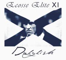 Ecosse Elite XI. Dalglish by Robert Wilson