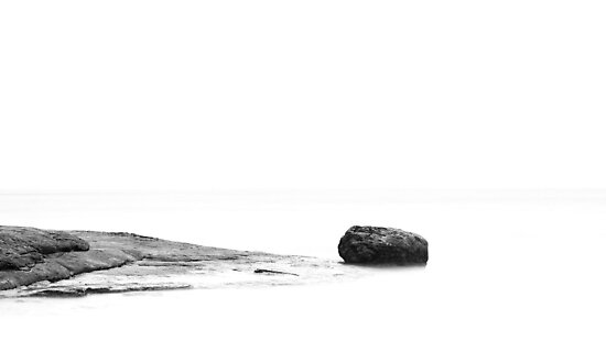 Rock (High Key) by PaulBradley