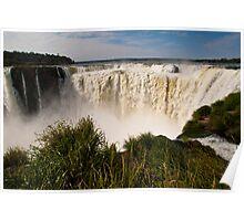 Iguazu Falls - Devil's Gorge #2 Poster