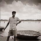 Boatman by ashwinks