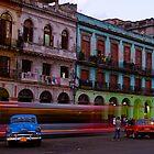 Havana Cuba by elbladeo