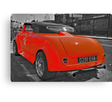 Chop-Top, Lo-Ride Mini Mini - Camden Town - London Canvas Print