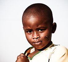 young bafana bafana fan by Vedran Arnautovic