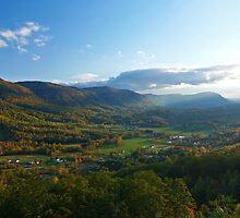 Powell Valley by C David Cook